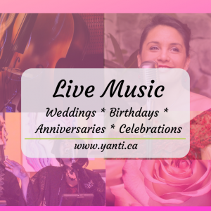 Music For Weddings and Special Occasions