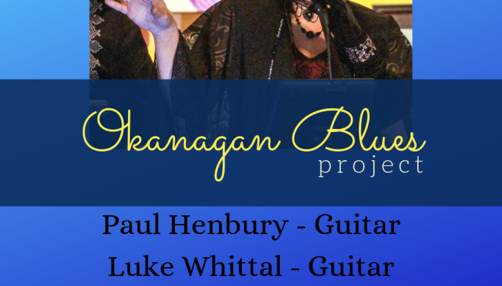 Yanti's Okanagan Blues Project @ NBWA's Tailgate Party!