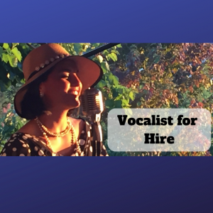 Vocalist for Hire