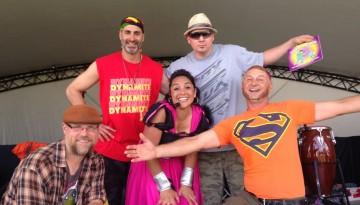 Spin Around Dress – The Super Cooligans