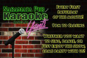 Naramata Pub Karaoke