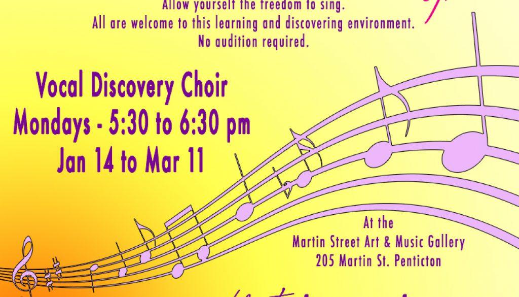 Vocal Discovery Choir – Ubuntu Choir Network