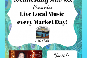Yanti @ Naramata Wednesday Market