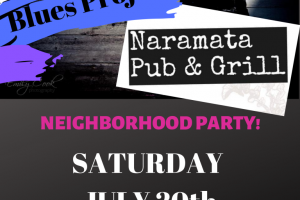 Yanti's Okanagan Blues Project @ The Naramata Pub & Grill