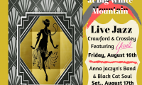 Crawford & Crossley play the Gin & Jazz Weekend @ Big White