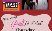Yanti & Mel @ The 1908 Restaurant & Lounge