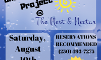 The Okanagan Blues Project @ The Nest & Nectar