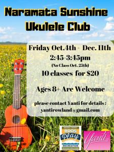 Naramata Sunshine Ukulele Club(1)