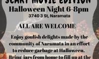 Naramata's Haunted Church: Scary Movie Edition