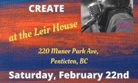 Listen + Create with Yanti @ The Leir House