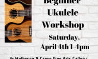 Beginner Ukulele – 3 hour Workshop