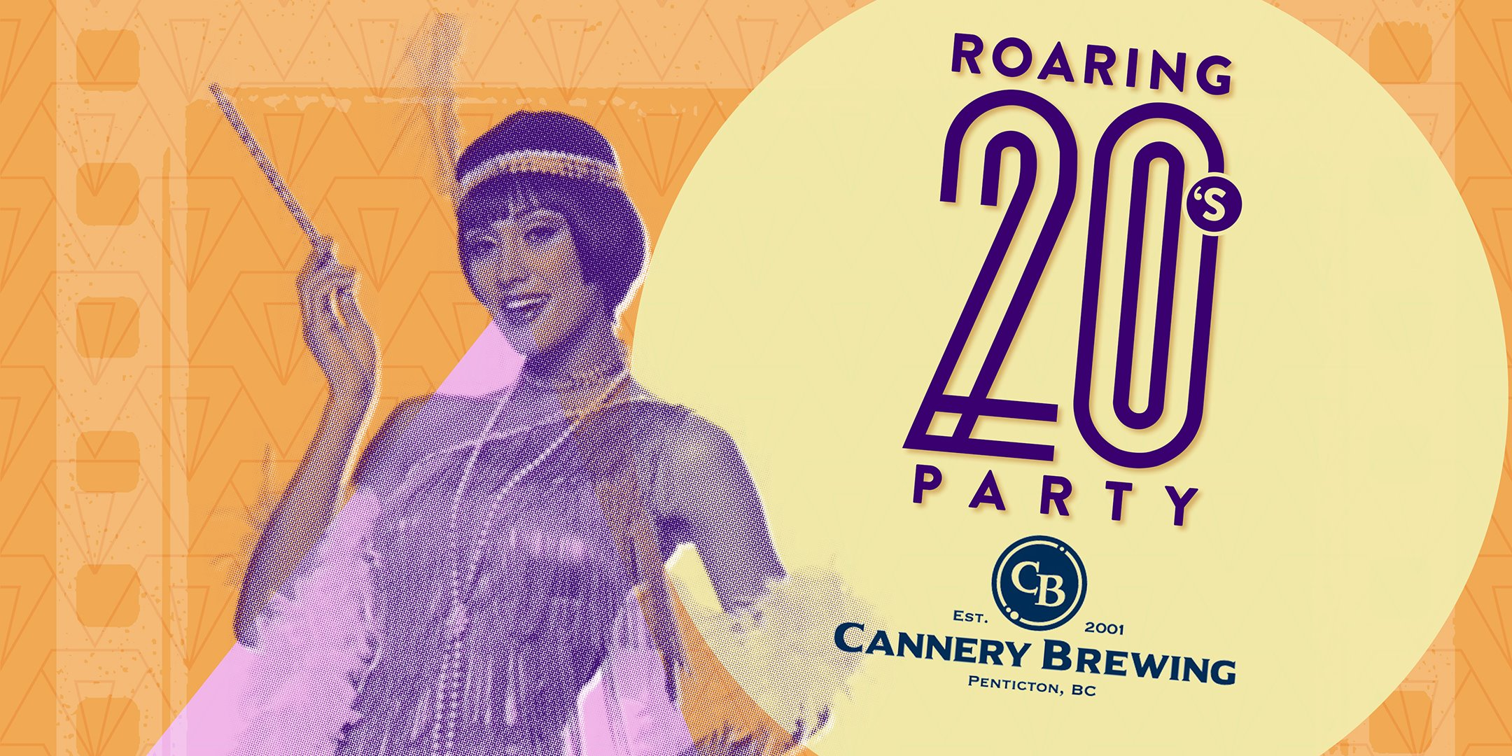 Roaring 20's Party @ The Cannery